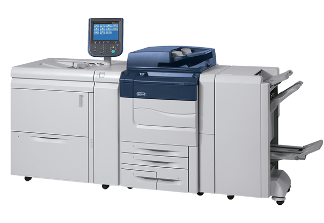 xerox production printers