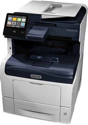 Multifunzione a colori in formato A4 Xerox C405