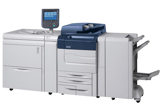 Noleggio production printers