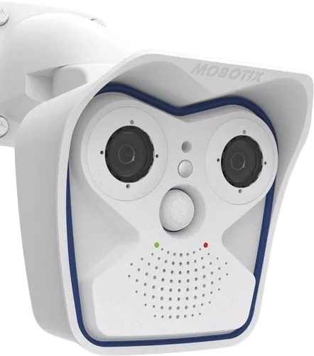 termocamera mobotix frontale